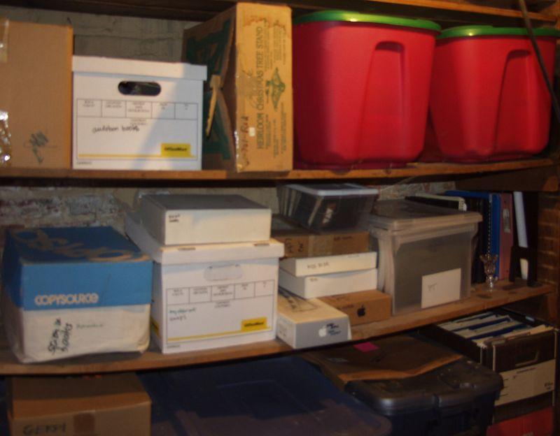 Storage after2