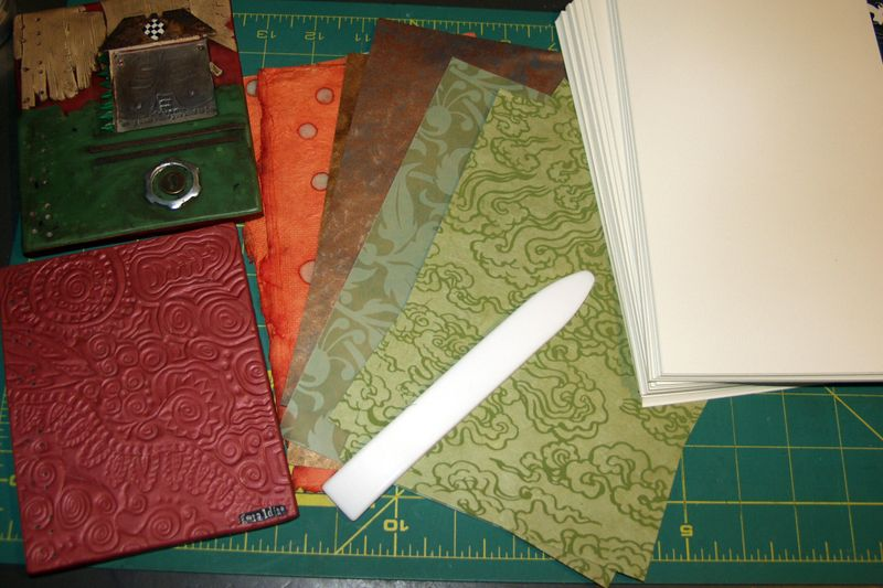 Preparing to bind