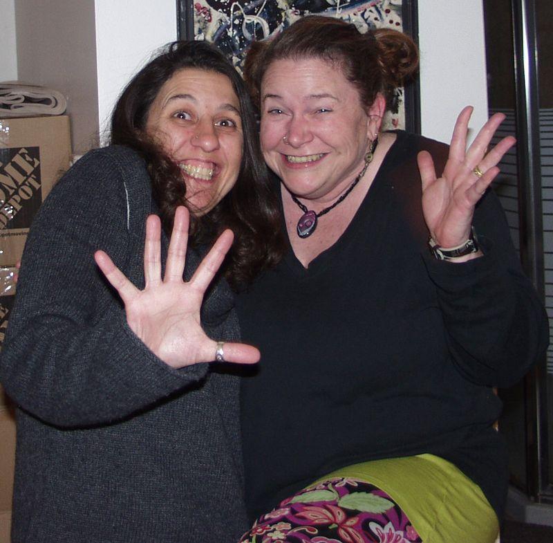 Francine and gerri2