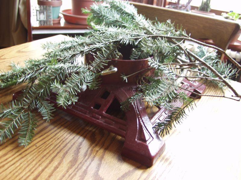 Tree fail